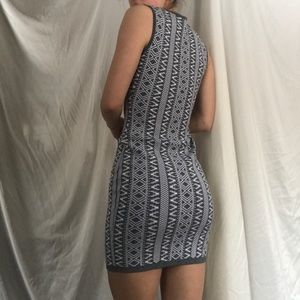 Tight dress!